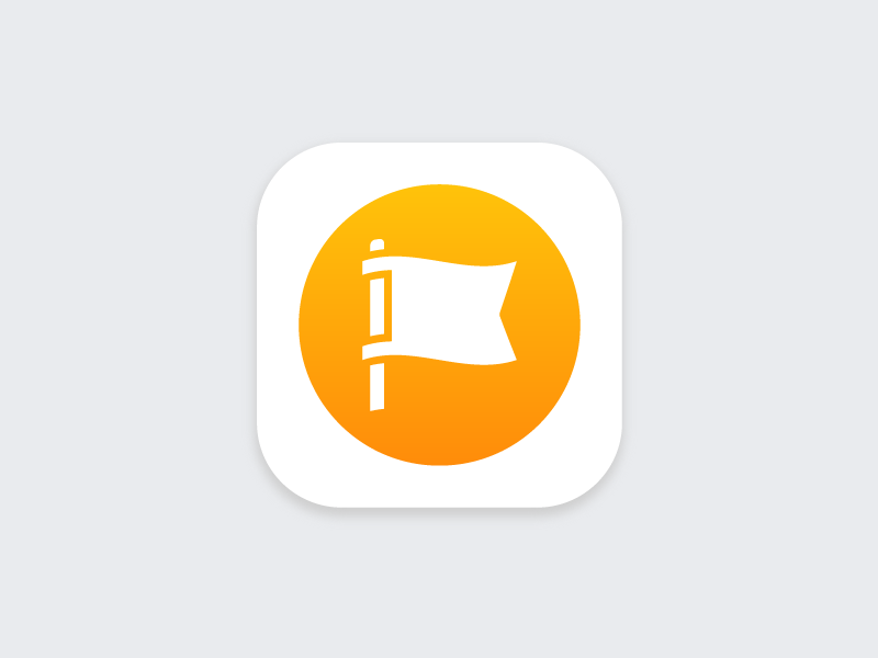 1-facebook-pages-manager-mention-page-marcello_di_giovanni-design-icon-app-ios-gradient-mdg-ux-ui-ap